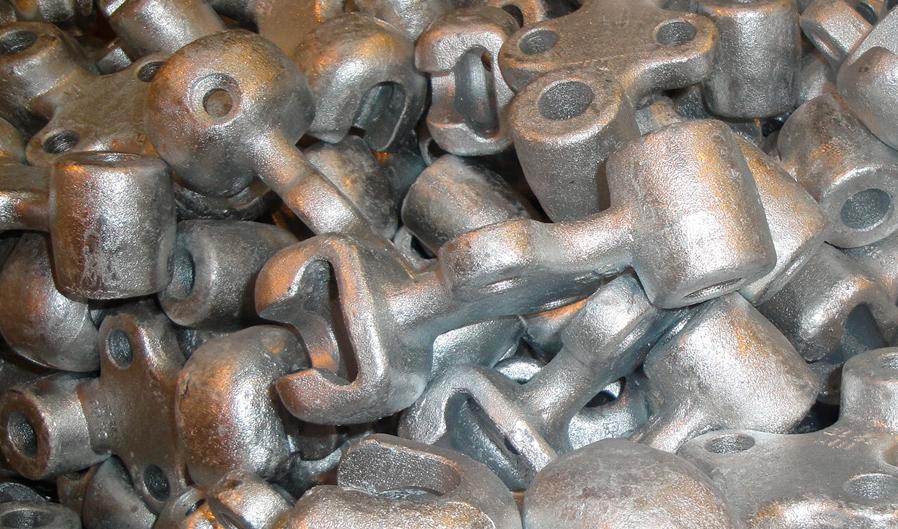 piezas fundicion